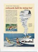 Gale Outboard Motor