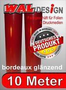 Klebefolie Bordeaux