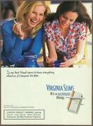 Virginia Slims Ad