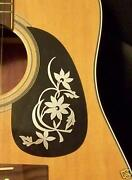 Vinyl Guitar Decals