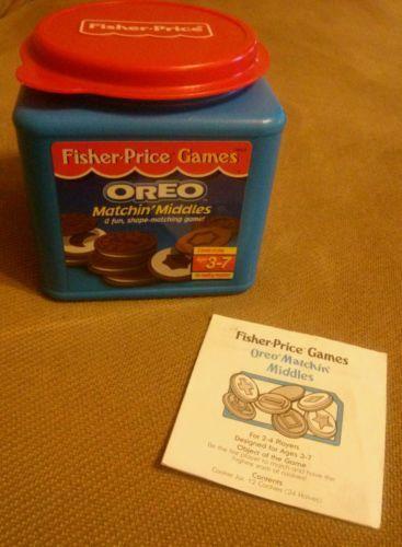 Oreo Game   eBay