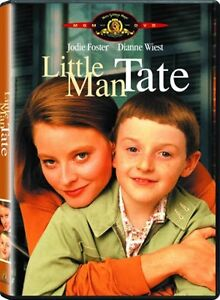 LITTLE MAN TATE (1991) ~New DVD~ Jodie Foster, Adam Hann-Byrd OUT-OF-PRINT