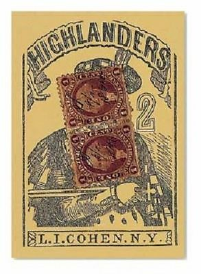 The 1864 Poker Deck Playing Cards New
