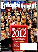 Entertainment Weekly Hunger Games