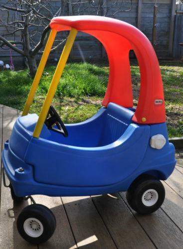 Little tikes coupe car ebay for Little tikes motorized vehicles