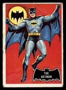 1966 Batman Card 1