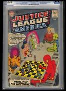 Justice League of America CGC
