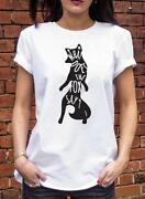 Womens Fox T Shirt
