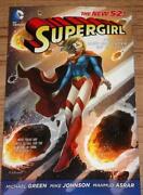 Supergirl 1 New 52