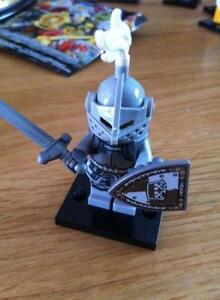 Lego knights ebay - Knights of the round table lego ...
