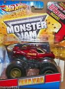 Monster Jam Iron Man