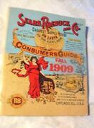 Vintage Sears Roebuck Catalog