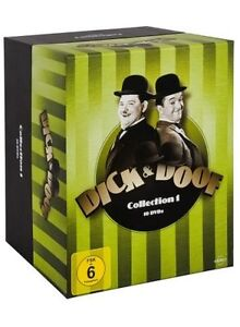 10 DVDs * DICK & DOOF COLLECTION BOX 1 - Laurel und Hardy # NEU OVP /
