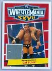 2012 Topps WWE Relic