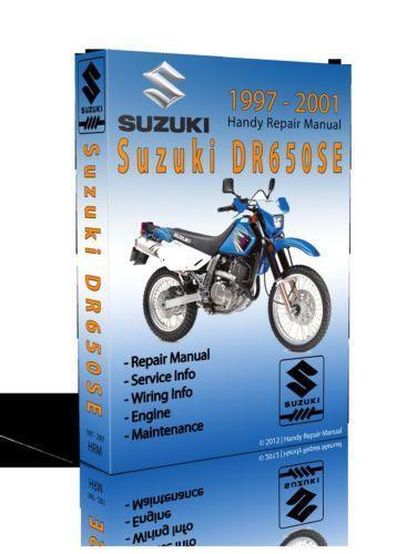 Dr650 Clymer Manual