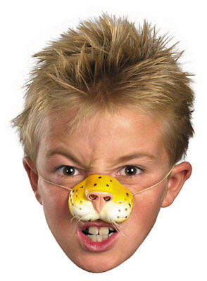 Tiger Nose Mask Unisex Halloween Costume Accessory (Tiger Costume Mask)