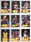 Topps Heritage Basketball Trading Cards Lot