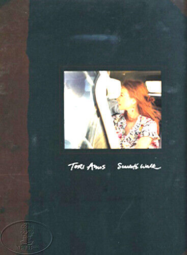 TORI AMOS 2002-2003 SCARLETS WALK Tour Concert Program Tour Book