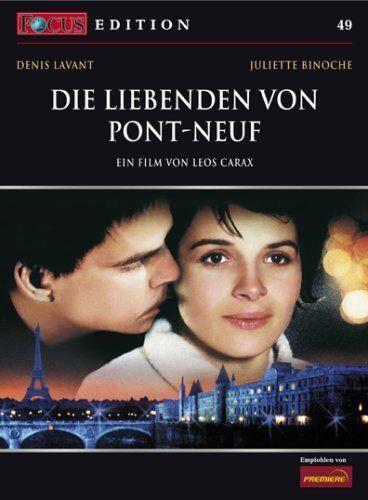 Focus Edition 49: Die Liebenden von Pont-Neuf / Juliette Binoche / DVD