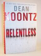 Dean Koontz Relentless