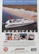 Hurricane Deck Boat