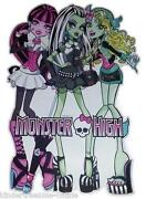 Monster High Wandsticker