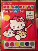 Hello Kitty Art Set
