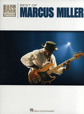 Best Of Marcus Miller Learn to Play Pop Rock BASS Guitar TAB Music (Best Bass Tabs To Learn)