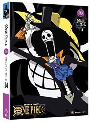 One Piece: Collection 14 [New DVD] Dubbed, Subtitled