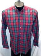 Woolrich Men's Shirts Medium