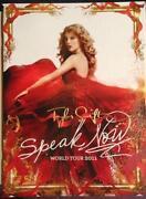 Taylor Swift Tour Book