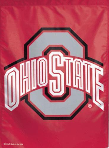 Ohio State University Flag Ebay