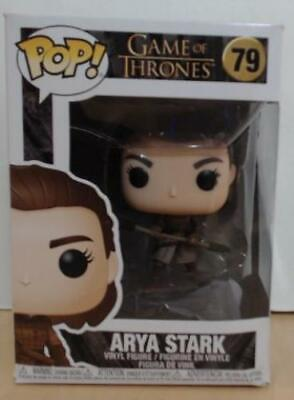 """NEW Funko 44819 TV: Game of Thrones-Arya w Two Headed Spear 3.75"""" Action Figure"""