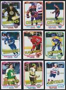Topps Hockey Set