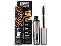 Original brand new boxed they're real benefit beyond mascara black