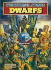 Army Book Dwarfs Warhammer Fantasy
