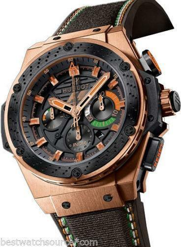 hublot f1 wristwatches ebay