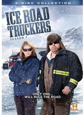 Ice Road Truckers: Season 7 [New DVD] Dolby, Subtitled, Widescreen