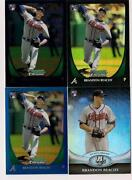 2011 Bowman Sterling Brandon Beachy