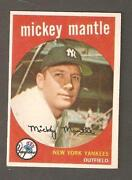 Mickey Mantle 59