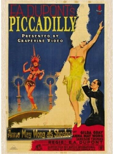Piccadilly [new Dvd]