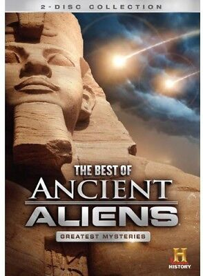 The Best of Ancient Aliens: Greatest Mysteries [New DVD] Dolby,