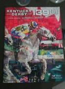 Horse Racing Program