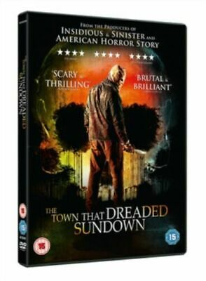 Supernatural Halloween Ideas (The Town That Dreaded Sundown DVD (2015) Addison Timlin, Gomez-Rejon GIFT)