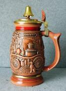 Avon Firefighter Stein