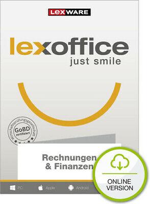 Lexoffice Rechnung + Finanzen - 1 Jahreslizenz, Download, Windows