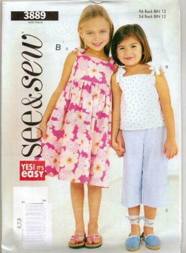 Girls Party Dress Pattern | eBay