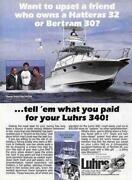 Luhrs Boat