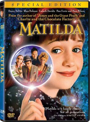 Matilda [New DVD] Full Frame, Special Edition, Subtitled, Ac-3/Dolby Digital,