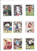 Premier League Stickers